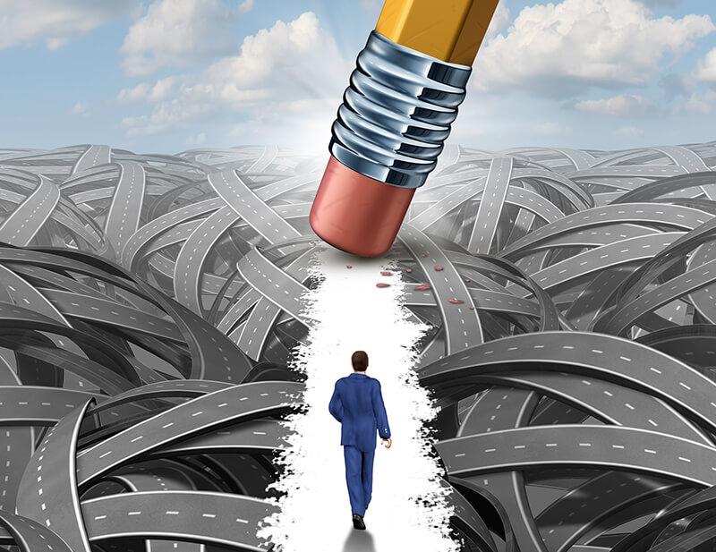 اكتشف طريقك للنجاح