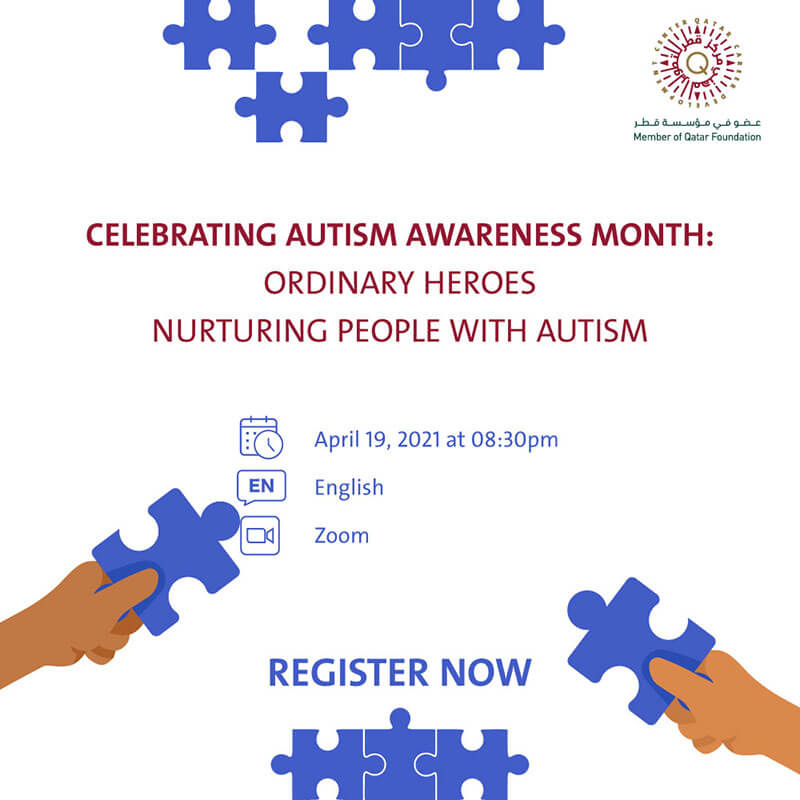 Celebrating Autism Awareness Month: Ordinary Heroes – Nurturing People With Autism